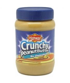 Highway Crunchy Peanut Butter