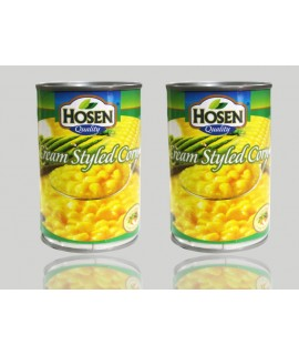 Hosen Cream Styled Corn