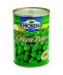 Hosen Green Peas Choice Whole