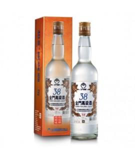 Kinmen Kaoliang Liquor 38 Degree