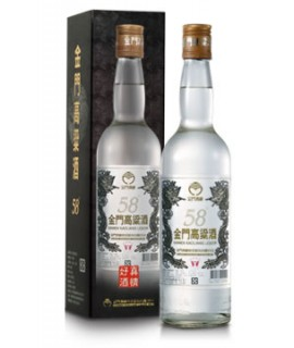 Kinmen Kaoliang Liquor 58 Degree