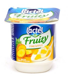 Lactel Fruity Pineapple