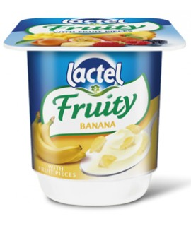 Lactel Fruity Banana