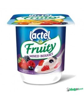 Lactel Fruity Mixed Berries