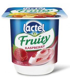 Lactel Fruity Raspberry