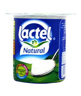 Lactel Nature Plain Yogurt