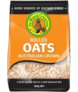 Rolled Oats Plain Australian Grown
