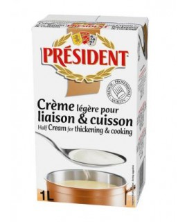 President Cooking Cream 18%