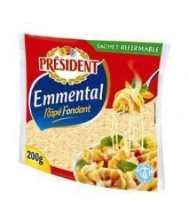 President Grated Emmental 45%