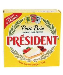 President Petit Brie 50% Fdm