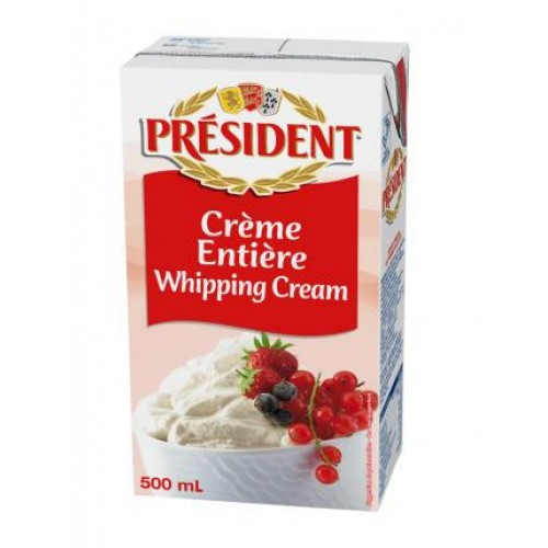 president camembert creme