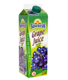 Sunfresh Grape Juice