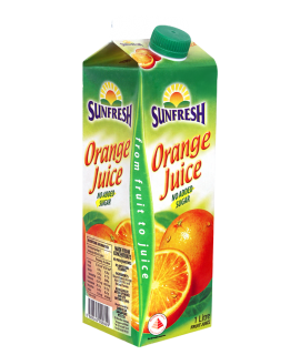 Sunfresh Orange Juice
