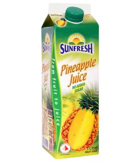Sunfresh Pineapple Juice