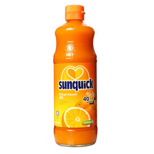 Sunquick Oranges Squash Concentrate