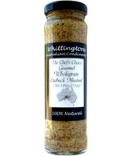 Black Label Gourmet Wholegrain Mustard
