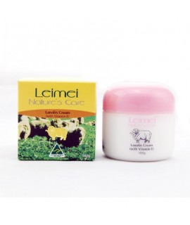 Leimei Lanolin Vitamin E Cream