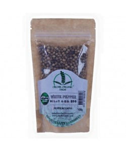 White Peppercorn (100g)