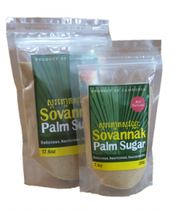 Sovannak Palm Sugar 500g