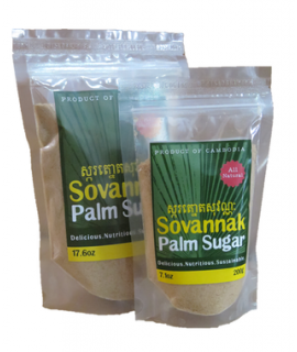 Sovannak Palm Sugar 200g