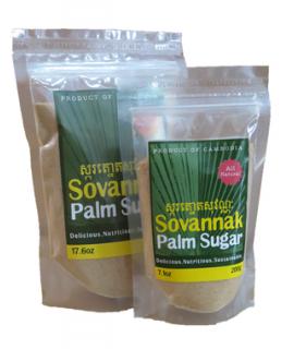 Sovannak Palm Sugar 200g