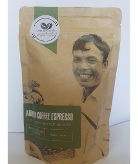 Angkor Coffee  Espresso (Ground)