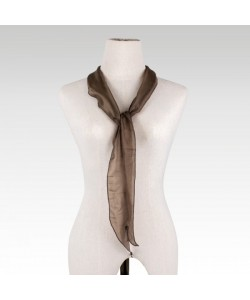 Magic organza scarf
