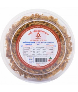 Spicy Crispy Beef Floss 100g