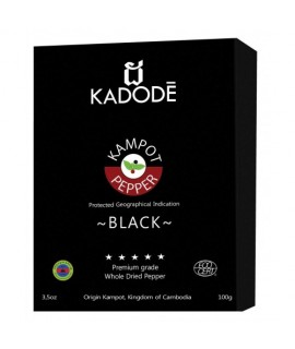 Kampot Black Pepper (100g)