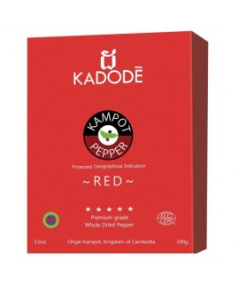 Kampot Red Pepper (100g)