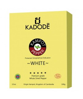 Kampot White Pepper (100g)