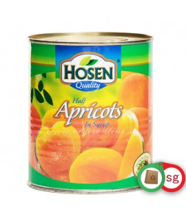 Hosen Apricot Half In Syrup